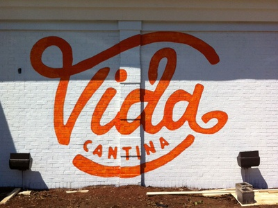 Vida Cantina - Wall Painting