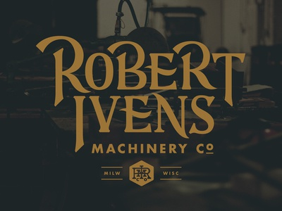 Robert Ivens Machinery Co.
