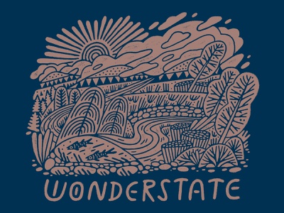 Wonderstate Coffee - Shirt