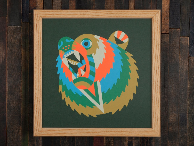 """GRIZZLY"" Vahalla Artist Collaboration"