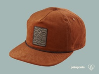 Patagonia X Jolby & Friends Hat