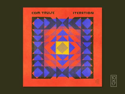 "10x17 /#9 Com Truise - ""Iteration"""