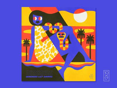 """10x17 –#1 NxxxxxS - """"Remember Last Summer"""""""