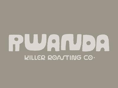 Killer Roasting Co. - Rwanda (Type)
