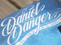 Hi-Fructose Magazine - Daniel Danger