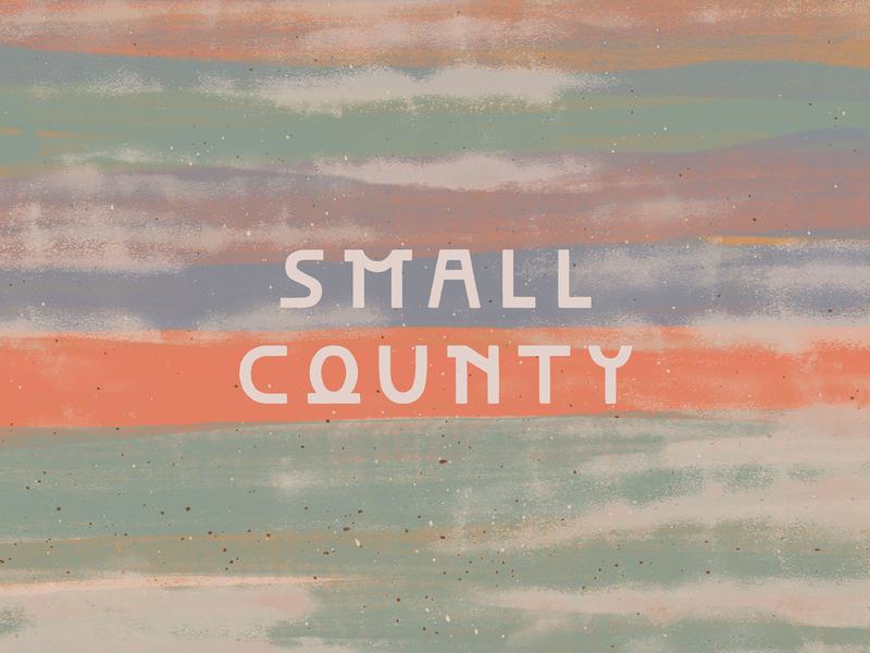 Small County branding logo store oregon joseph county small