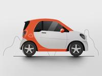 Minismart Car