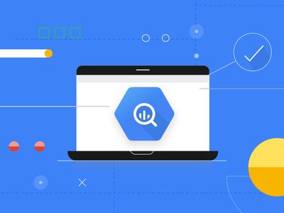 Google banner geometric art preview minimal vector flat banner ad google banner