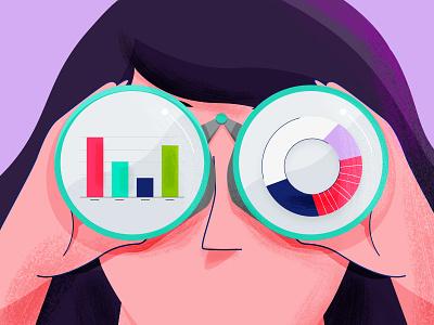 Copper Illustration website design illustration design character design vector flat