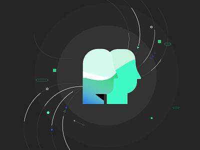 INVOCA STYLEFRAME vector art minimal styleframe vector illustration
