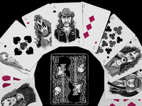 Ace of Spades Playing Cards