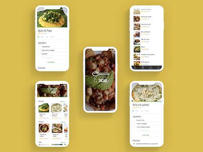 CuchiTicas sabores costa rica cooking app