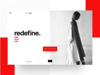 Fashion Landing Page