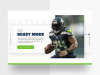Marshawn Lynch concept