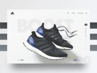 Adidas Ultraboost OG concept