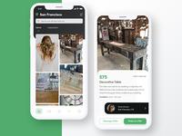 Marketplace App Exploration