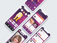 NEWHAIR App Design