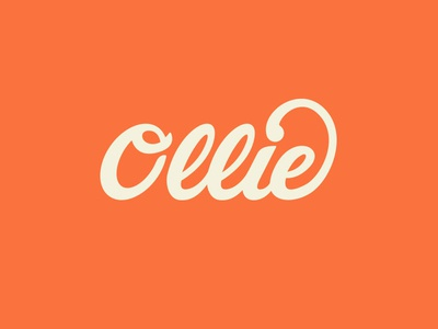 Ollie logotype