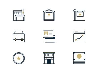 Banking Icons icon
