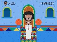 Manssi's Birthday