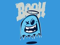 Spooky Booh