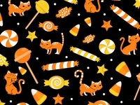 Cats and Candy
