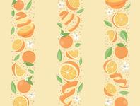 Orange Peel Strips