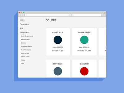 Interactive Styleguide