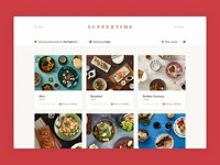 Suppertime website