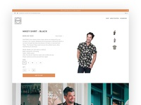 Duxton Product Page