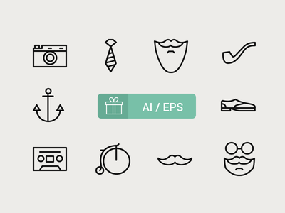Free Hipster Icons hipster icons icons vector icons ios8 icons ios icons ios7 icons fill icons outline icons retro icons old camera icon