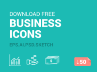 Free Business Icons