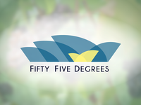 Fifty Five Degrees Logo