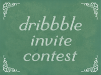 Guess who got 5 dribbble invites?