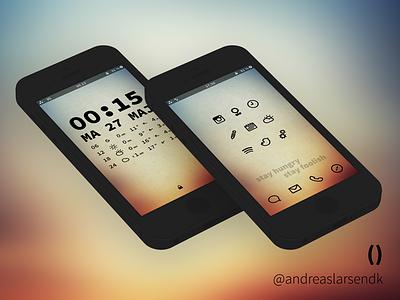 () for iPhone + iPad iphone ipad winterboard theme opensource
