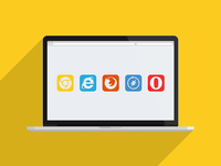 vecico browser icons