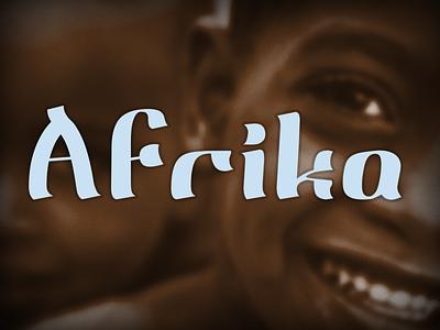 Africa font ethiopia