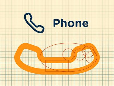 Phone Icon vecico icon vector