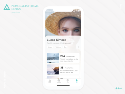 personal interface design
