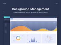 background management system