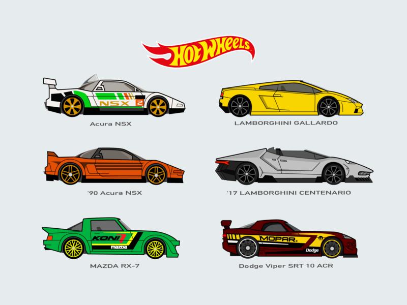 HotWheels Car Collection