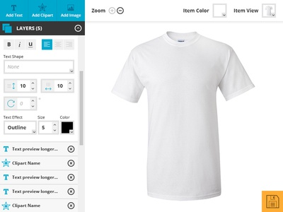 T-shirt time by New Haircut - Dribbble