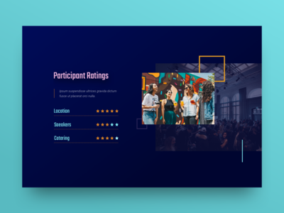 🔥Conference - Landing page - Download for FREE 🔥