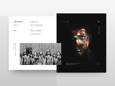 Design Event - Landing Page