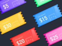 coupon design