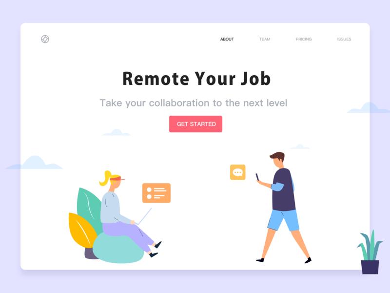 web design job workspace ui web design web
