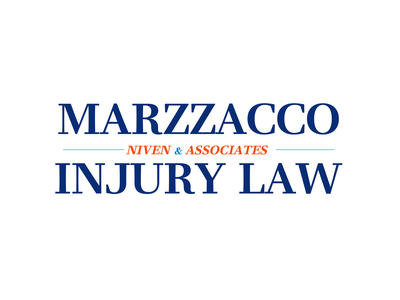 Marzzacco Injury Law Logo design logo branding