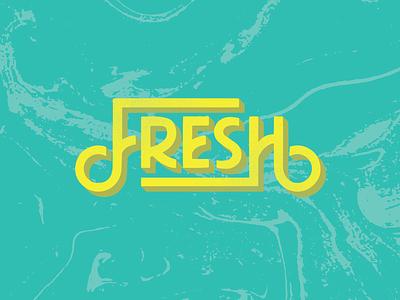 Fresh Typography graphic design typography graphic designer design