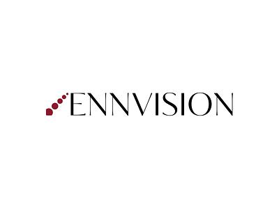 EnnVision Branding logo design small business personal branding graphic designer logo branding design