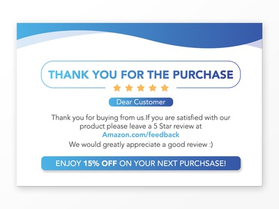 Thank You Card Designs Themes